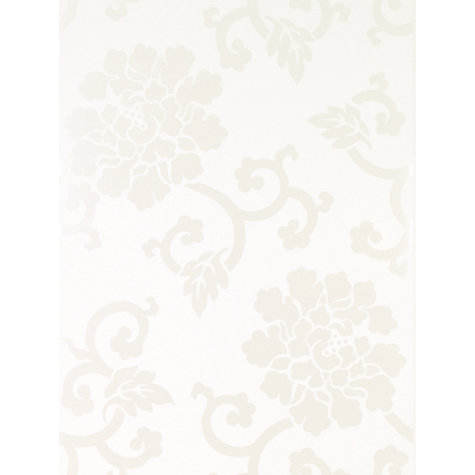 Buy Designers Guild Dushak Wallpaper, Pearl, P468/02 Online at johnlewis.com