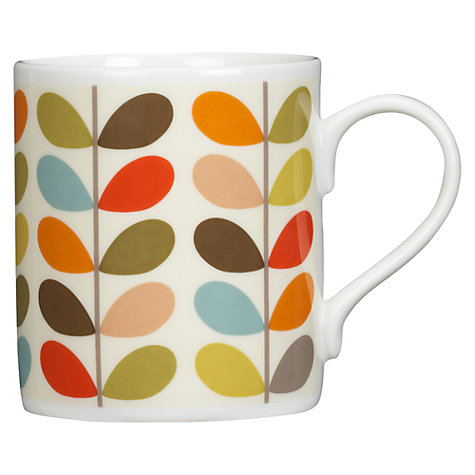 Buy Orla Kiely Multi Stem Mug Online at johnlewis.com