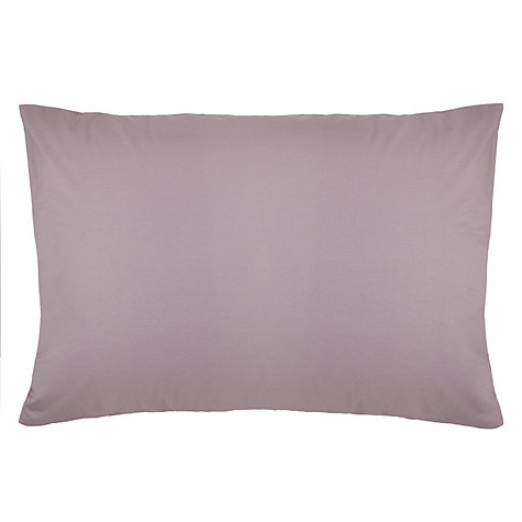 Buy John Lewis Plain Lambswool Throw Online at johnlewis.com