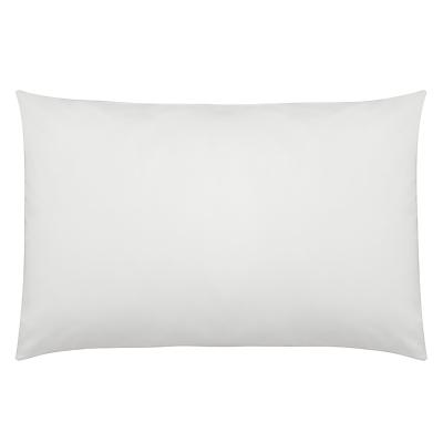 John Lewis 600 Thread Count Cotton Satin Standard Pillowcase