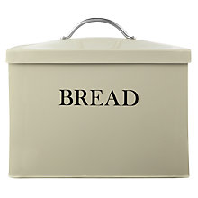 Buy Garden Trading Bread Bin, Clay Online at johnlewis.com