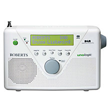 Buy ROBERTS Unologic DAB Digital Radio Online at johnlewis.com