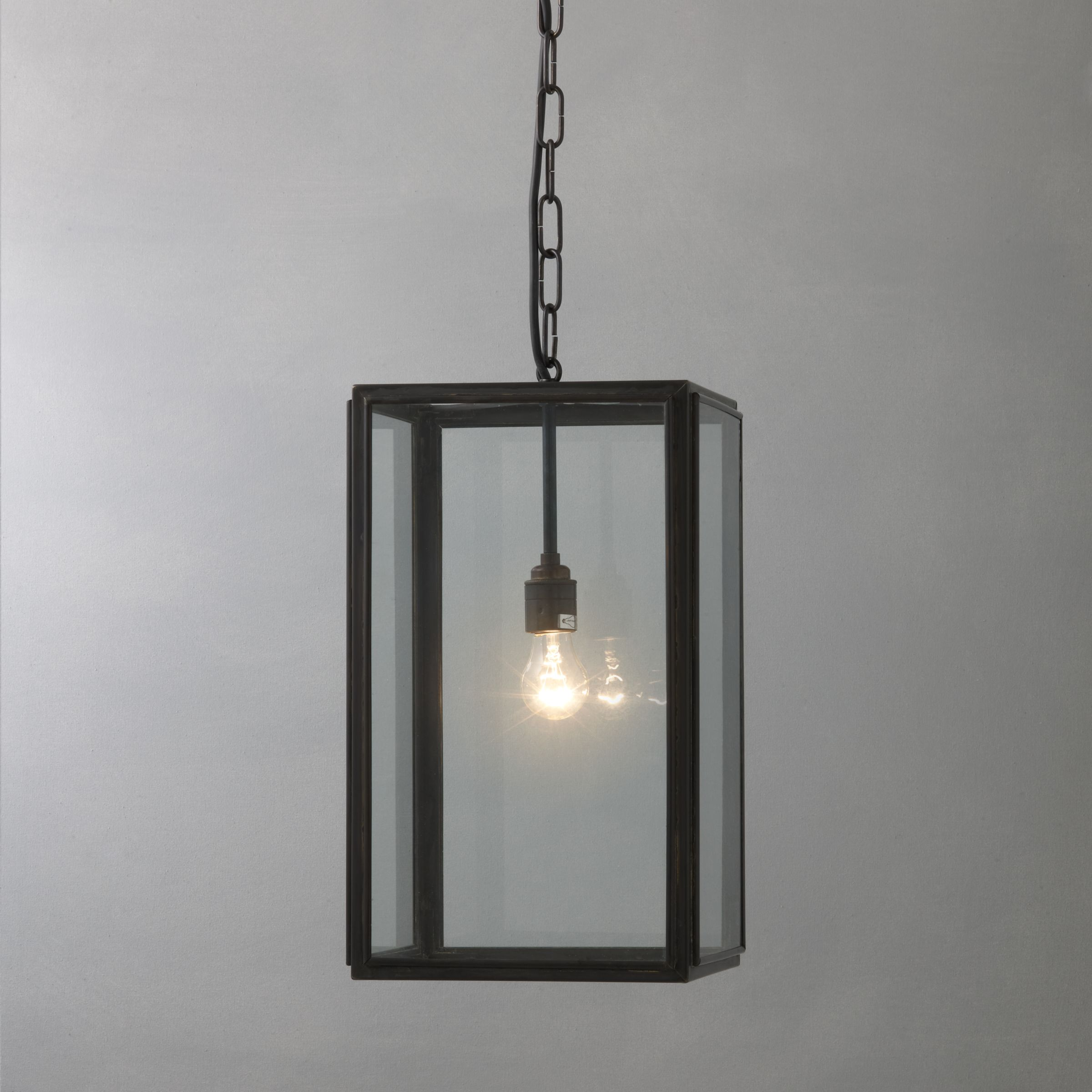 Davey Lighting Davey Lighting Square Indoor Pendant, Large