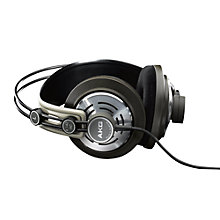 Buy AKG K142HD Full Size Headphones, Silver Online at johnlewis.com