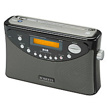 Buy ROBERTS Gemini 45 DAB Digital Radio Online at johnlewis.com