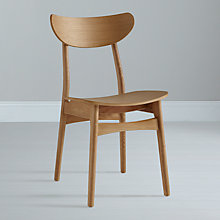 Buy House by John Lewis Ken Dining Chair Online at johnlewis.com