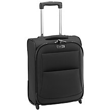 Buy Antler Tourlite II Suitcase, Charcoal, Small Cabin Online at johnlewis.com