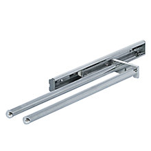 Buy Linea Extending Kitchen Towel Rail, 2 Arm Online at johnlewis.com