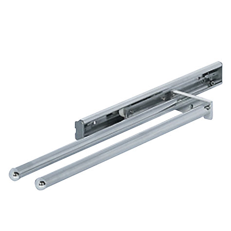 Buy Extending Kitchen Towel Rail, 2 Arm Online at johnlewis.com