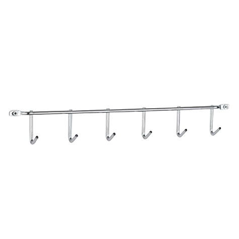 Buy Multihook Kitchen Rail with 6 Hooks Online at johnlewis.com