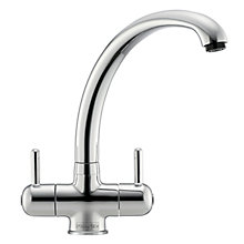 Buy Franke Zurich Mixer Tap, Chrome Online at johnlewis.com