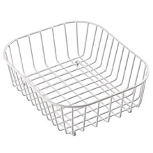Buy Franke CP WDB Wire Drainer Basket, White Online at johnlewis.com