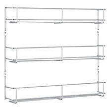 Buy John Lewis Wireware Spice Rack, 3 Tier Online at johnlewis.com