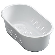 Buy Franke CPSB 651 Strainer Bowl, White Online at johnlewis.com