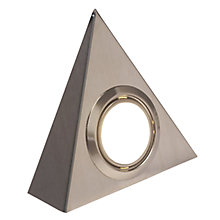 Buy Delta Under Cabinet Triangular Lights, 20W, Pack of 3 Online at johnlewis.com