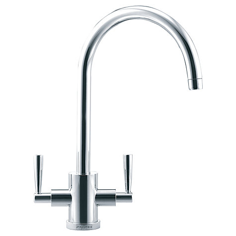 Buy Franke Olympus Mixer Tap, Chrome Online at johnlewis.com