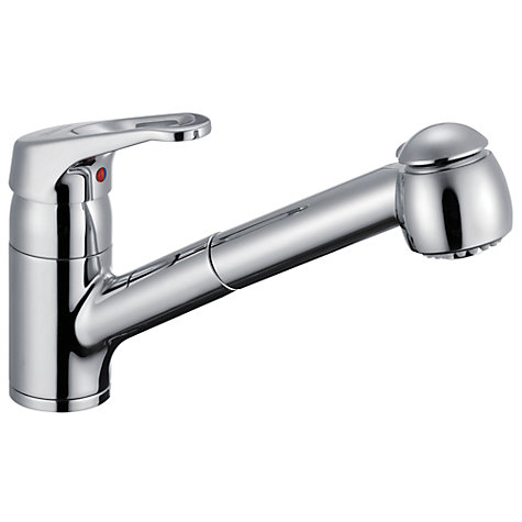 Buy Franke Swingspray Tap, Chrome Online at johnlewis.com