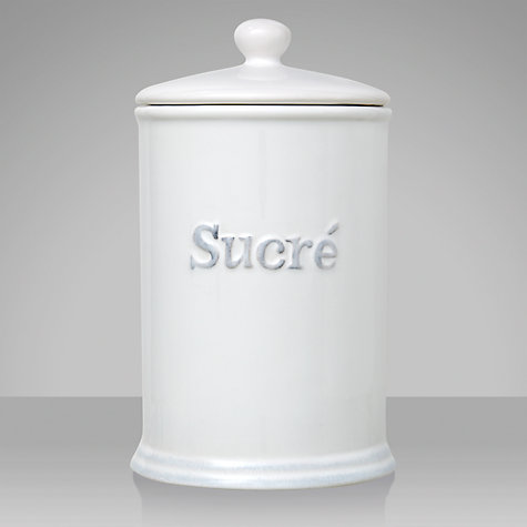 Buy Brissi Sugar Storage Jar Online at johnlewis.com