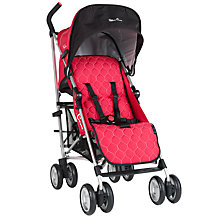 Buy Silver Cross Zest Vogue Buggy, Rouge Online at johnlewis.com