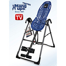 Buy Teeter Hang Ups EP650 Special Edition Inversion Table Online at johnlewis.com