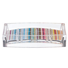 Buy John Lewis Stardust Soap Dish, Multi Online at johnlewis.com