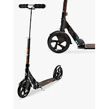 Buy Micro Scooters Original Micro Scooter, Black Online at johnlewis.com