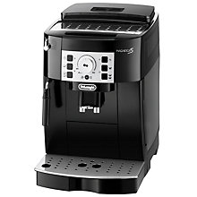 Buy De'Longhi Magnifica ECAM22.110.B Bean-to-Cup Coffee Machine, Black Online at johnlewis.com