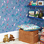 Buy Osborne & Little By Quentin Blake Cockatoos Wallpaper, Multi, W6060/01 Online at johnlewis.com
