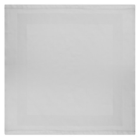 Buy John Lewis Fine Table Napkin Online at johnlewis.com