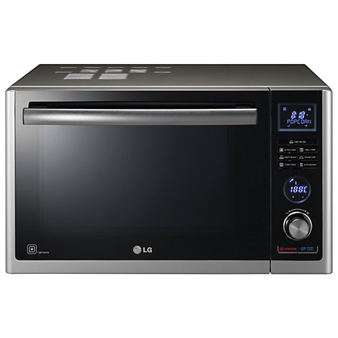 Lg Mj3281bcs 900w 32l Combination Microwave Amp Convection