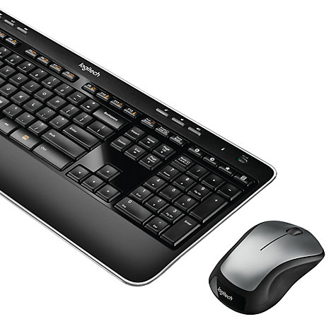 Buy Logitech MK520 Wireless Keyboard and Mouse Combo Online at johnlewis.com