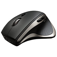 Buy Logitech MX Performance Mouse Online at johnlewis.com
