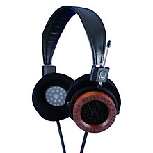 Buy Grado RS1i Mahogany On-Ear Headphones Online at johnlewis.com