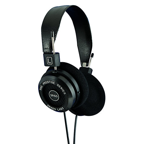 Buy Grado SR60e On-Ear Headphones Online at johnlewis.com