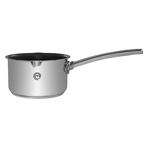Buy MasterChef Milkpan, Dia.14cm Online at johnlewis.com