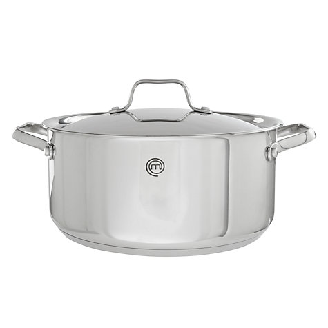 Buy MasterChef Casserole, Dia.24cm Online at johnlewis.com