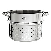 Buy MasterChef Strainer Insert, Dia.24cm Online at johnlewis.com