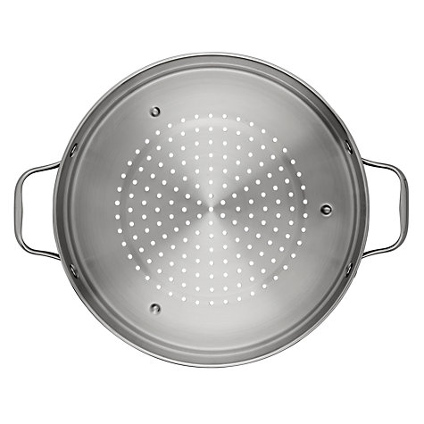 Buy MasterChef Steamer Insert, Dia.28cm Online at johnlewis.com