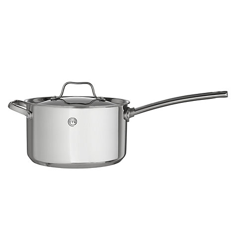 Buy MasterChef Saucepan Set, 3 Piece Online at johnlewis.com