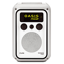 Buy Pure Oasis Flow DAB Internet Radio Online at johnlewis.com