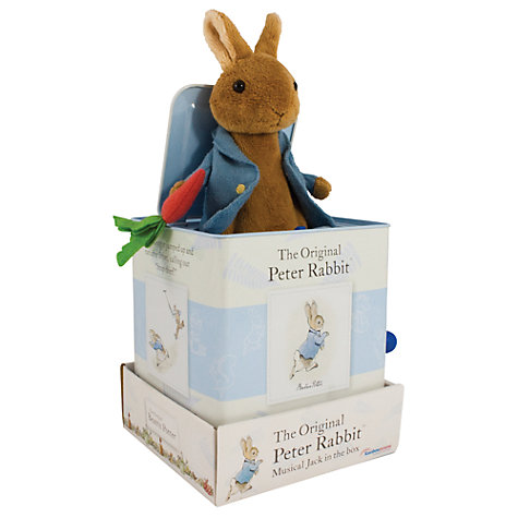 Buy Peter Rabbit Jack in the Box Online at johnlewis.com