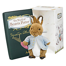 Buy Beatrix Potter Signature Peter Rabbit Online at johnlewis.com