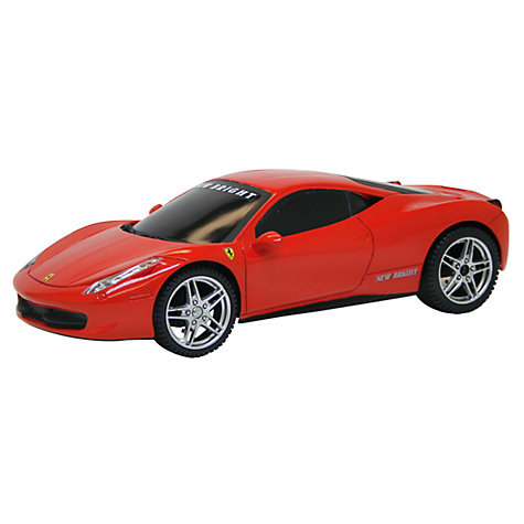 Buy Radio Controlled 1:16 Scale Ferrari F458 Online at johnlewis.com