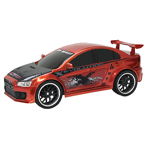Buy Radio Controlled 1:16 Scale Subaru Impreza / Mitsubishi Evo Online at johnlewis.com