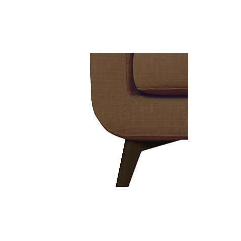 Buy John Lewis Barbican Chairs, Dark Leg Online at johnlewis.com