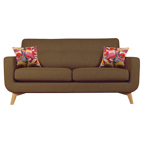 Buy John Lewis Barbican Medium Sofa with Light Legs Online at johnlewis.com