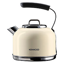 Buy Kenwood kMix Kettle and 2-Slice Toaster, Almond Online at johnlewis.com