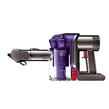 Buy Dyson DC34 Animal Handheld Vacuum Cleaner, Purple Online at johnlewis.com