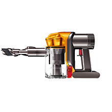 Buy Dyson DC34 Handheld Vacuum Cleaner, Yellow Online at johnlewis.com