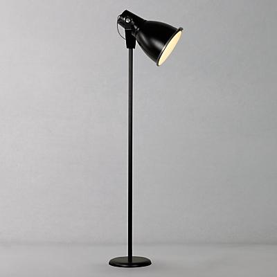 Original BTC Stirrup Floor Lamp, Black